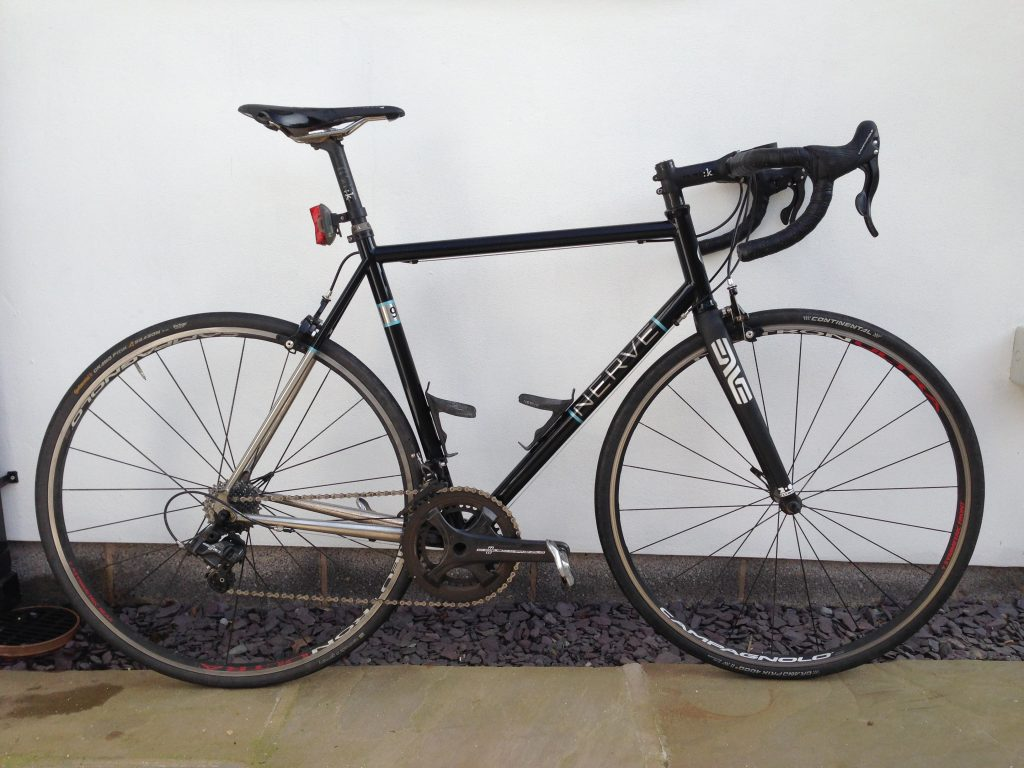 Reynolds 953 Road Bike