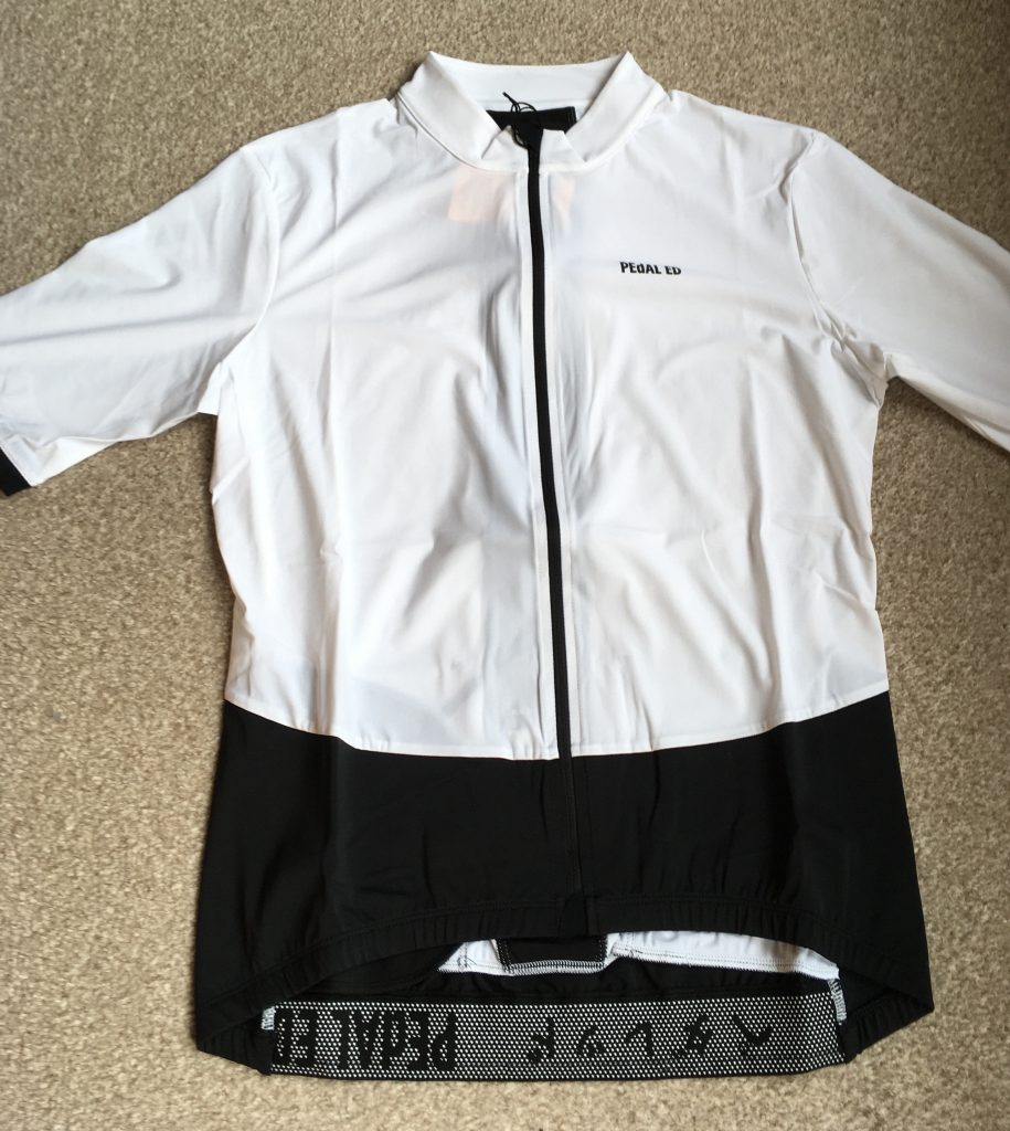 PEdALED Heiko Jersey straight out of the packaging